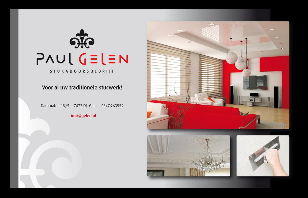 Contactgegevens Paul Gelen Stucadoorsbedrijf Goor